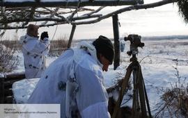 Хроника Донбасса: новые обстрелы Дебальцево
