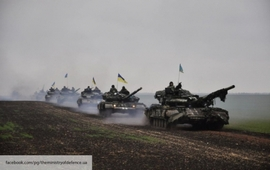 Хроника Донбасса: свыше 9000 ударов