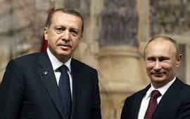 Телефонный разговор Путин - Эрдоган