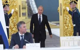 Путин примет участие на выборах