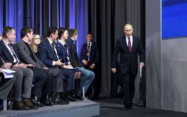 Пресс-конференция Путина - мнение