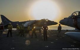 США приостановило военное сотрудничество с РФ