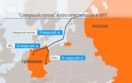 """ЕС придется платить за """"Северный поток-2"""""""