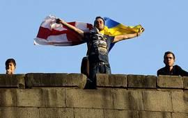 Отмена виз ЕС с Грузией и Украиной