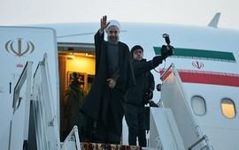 Визит президента Ирана в Армению - мощный ответ