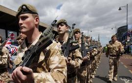 Шойгу: армия Великобритании