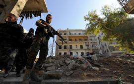 ООН: На востоке Алеппо