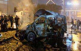 Курды взяли на себя ответственность за взрывы