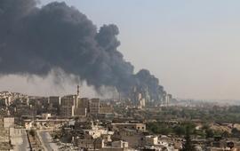 Армия Сирии полностью контролирует Алеппо