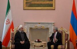 Президент Ирана в Армении