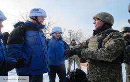 Хроника Донбасса: ОБСЕ покинула