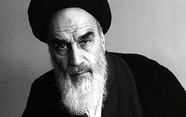 Письмо Имама Хомейни М. Горбачеву
