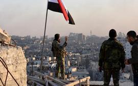 Силы Асада контролируют 60%