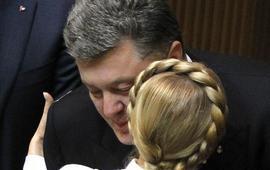 Тимошенко бросает