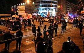 США закрыли свое посольство в Анкаре