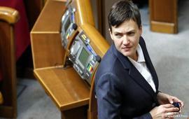 """Савченко хотят исключить из """"Батькивщины"""""""