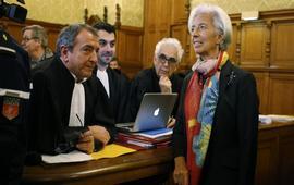 Глава МВФ предстала перед судом