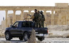 Мобильный вариант оккупации Сирии?
