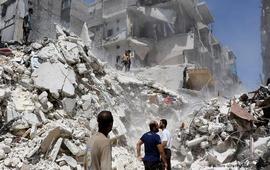 План всеобъемлющего перемирия в Сирии