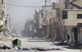 Армия Сирии отразила попытки ИГ