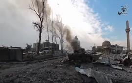 В Ираке бронитехнику коалиции уничтожают