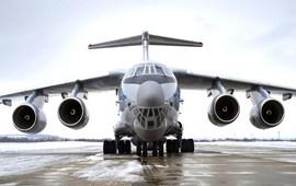 Азербайджан не пропустил российский Ил-76