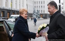 Вильнюс адвокат Украины в ЕС