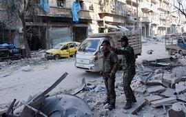 Сирийская армия установила полный контроль