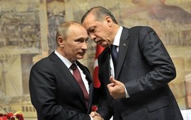 Детали разговора Путина и Эрдогана по Сирии