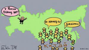 О чем не подумал Путин