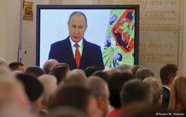 О Путине надо судить по его делам
