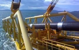 Крым получит газ через Керченский пролив
