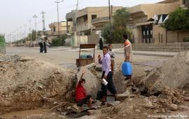 Джихадисты потеснили иракские формирования