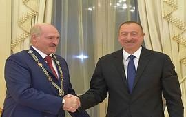 Лукашенко обещал «отработать» орден