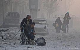 ФРГ выделит Алеппо 15 млн евро