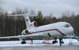 Авиакатастрофы Ту-154 за последние