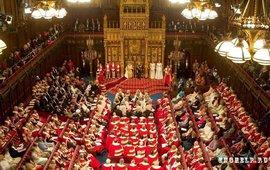 В парламент Великобритании
