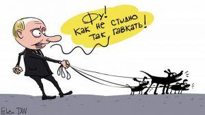 Путин пожурил Киселева