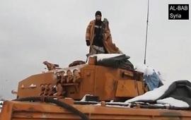 Потери турок за несколько дней боев