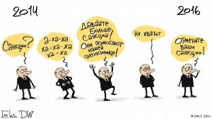 Путинские метаморфозы