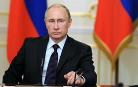 Путин подписал поручения