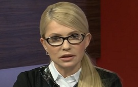 "Тимошенко: ""Мы, как папуасы"