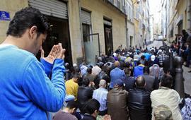 В Тулузе Нацфронт заблокировал постройку мечети