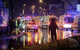 Стамбульский террорист в розыске