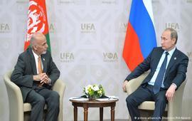 """Россия сближается с """"Талибаном""""?"""
