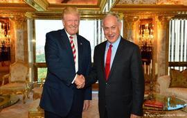 Удар Трампа на Ближнем Востоке
