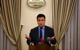 Климкин: Санкции против России