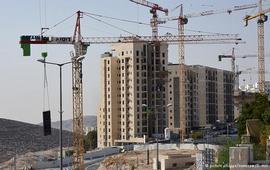 Израиль расширяет строительство