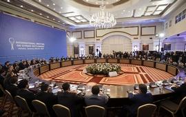 Астана: правительство и оппозиция Сирии