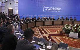 В Астане оппозиция Сирии отказалась